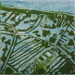 Marcelle Seabourne - Flooding at Sandilands - unique etched lino print